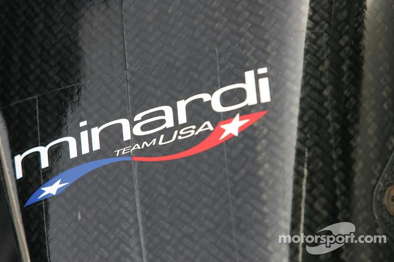 Minardi Team USA