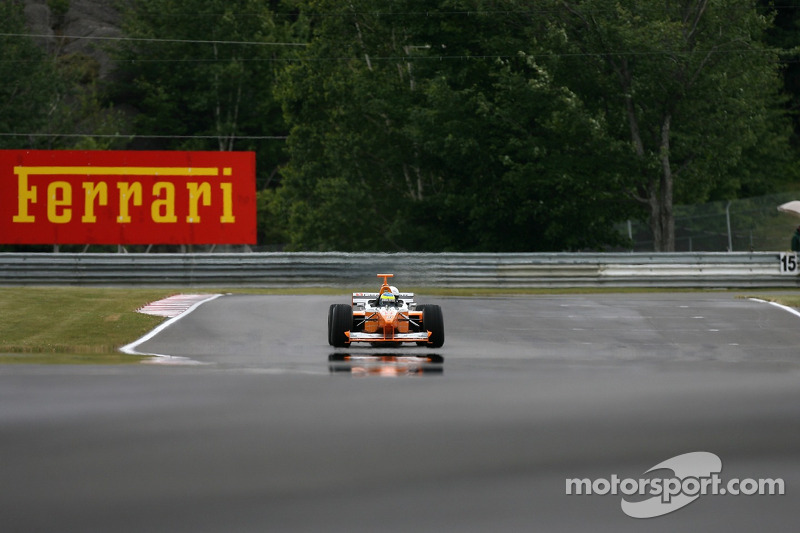 Minardi F1X2 rides
