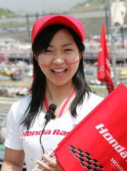 A fan of Kosuke Matsuura