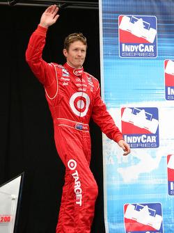 Drivers presentation: Scott Dixon