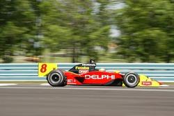 Scott Sharp in turn 9