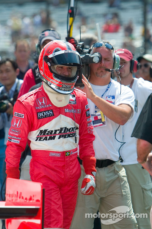 Challenge arrêt au stand: Helio Castroneves