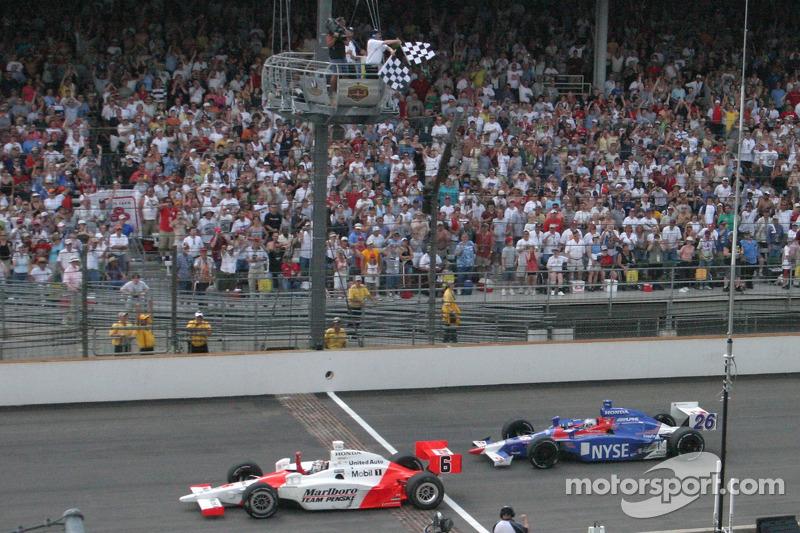 2006 - Sam Hornish Jr., Dallara/Honda