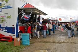 Vendor trailers