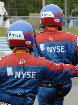 Andretti team members