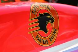Detail of the Super Aguri Panther Racing Dallara
