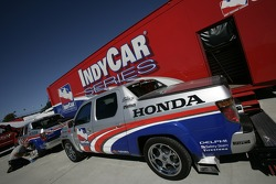 IndyCar Series Honda official vehicle