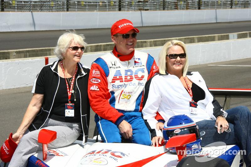 Image result for al unser and al unser Jr Indy 500