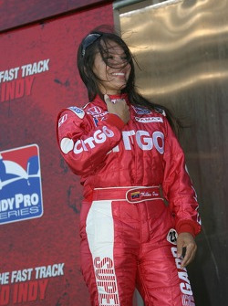 Drivers introduction: Milka Duno