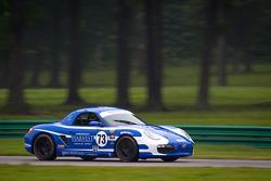 #73 DeMan Motorsport Boxster: Rick DeMan, David Murry