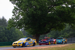 #97 Turner Motorsport BMW M3 Coupe: Joey Hand, Michael Marsal, #9 Stevenson Motorsports Camaro GS.R: Matt Bell, John Edwards