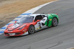 #25 Ferrari of Beverly Hills Ferrari 458 Challenge: Andy Gordon