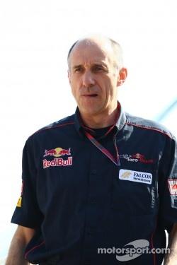 Franz Tost, Scuderia Toro Rosso, Team Principal
