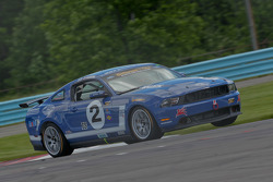 #2 Jim Click Racing Mustang Boss 302 R Jim Click, Mike McGovern