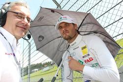 Jürgen Jungklaus, engeneer of Martin Tomczyk, Audi Sport Team Phoenix Audi A4 DTM with Martin Tomczyk, Audi Sport Team Phoenix Audi A4 DTM