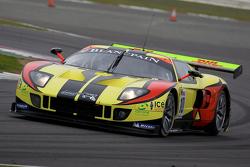 #10 Belgian Racing Ford GT Matech GT1: Martin Matzke, Milos Pavlevic