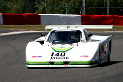 #140 Jaguar XJR5B: Don Miles