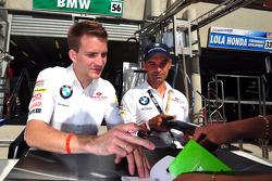 Dirk Werner and Jörg Muller