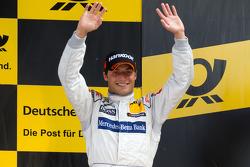 Podium: third place Bruno Spengler, Team HWA AMG Mercedes