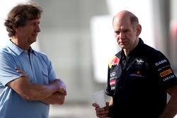 Mario Illien, Adrian Newey , Red Bull Racing