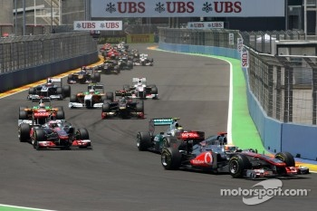 McLaren expected to fight for the win