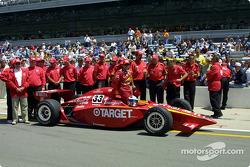 Tony Stewart et Chip Ganassi Racing Team