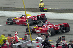 Tony Stewart and Jimmy Vasser