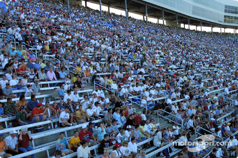 The Texas crowd
