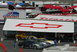 Chevrolet pace cars