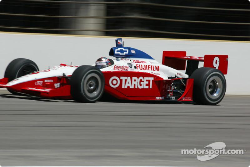 1997: Джефф Уорд (3-е место)