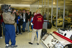 Janet Guthrie y Sarah Fisher