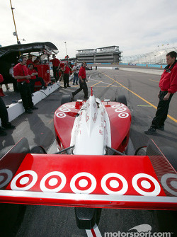 Chip Ganassi Racing crew