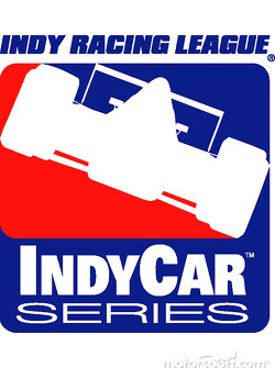 New IRL IndyCar Series logo