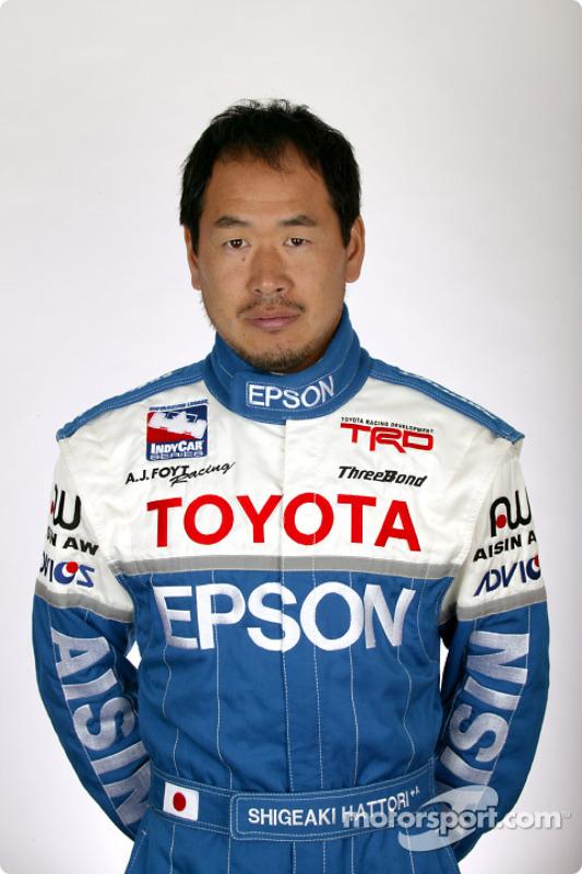 Shigeaki Hattori