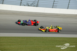 Felipe Giaffone and Scott Sharp