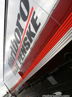 Marlboro Team Penske transporter