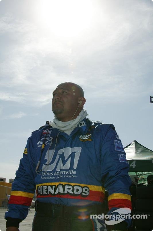 Carlos Fernandez, de Panther Racing