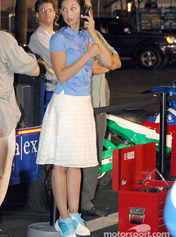 Ashley Judd doit sûrement parler à Dario