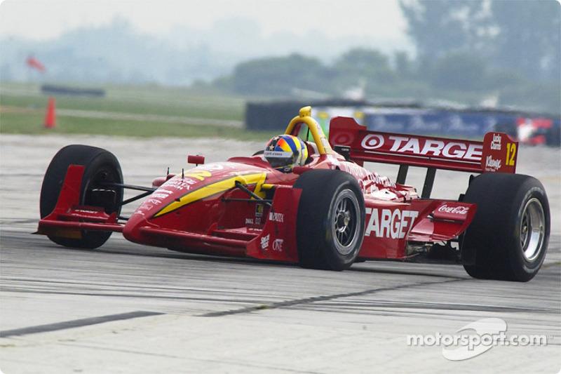 Memo Gidley fährt Saison 2001 zu Ende