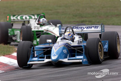 Patrick Carpentier and Dario Franchitti
