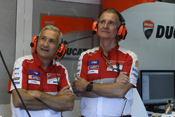 Paolo Ciabatti, Ducati Team MotoGP Project Director