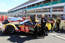 #50 Larbre Competition Corvette C7.R: Рікі Тейлор, Ютака Ямагісі, П'єрр Раг