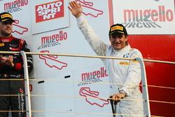Race winner #50 BMW Team Italia BMW M6 GT3: Alex Zanardi