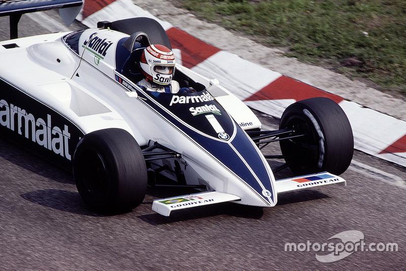 1982: Brabham wechselt von Ford zu BMW