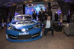Daniel Suárez mit dem NASCAR-Auto