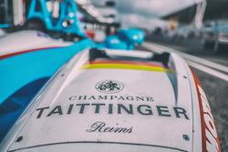 #29 Pegasus Racing, Morgan - Nissan: Inès Taittinger, Leo Roussel, Julien Schell