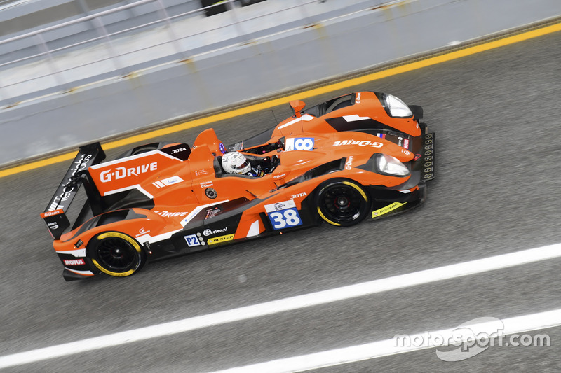 ELMS: G-Drive Racing, Gibson-Nissan 015S