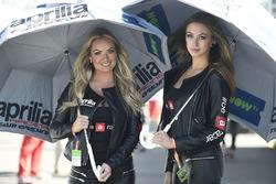 Hot Aprilia girls