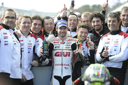 Переможець гонки Кел Кратчлоу, Team LCR Honda