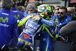 Валентино Россі, Yamaha Factory Racing, Маверік Віньялес, Team Suzuki Ecstar MotoGP